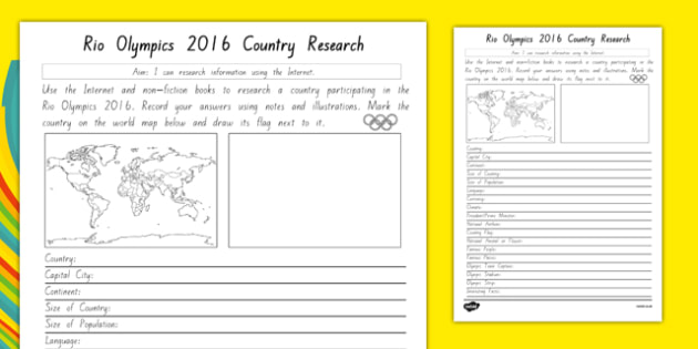 Rio 2016 Olympics Country Fact File - nz, new zealand, rio olympics, 2016 olympics, country, factfile, fact file