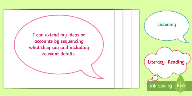 I Can... Literacy Statements for Year 2 Display Cut-Outs - LNF Statements, LNF Display in Foundation Phase, Literacy display Year 2.,Welsh