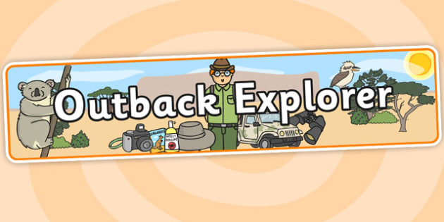 Outback Explorer Role Play Banner - outback explorer, role play, role play banner, outback explorer roleplay, outback explorer roleplay banner