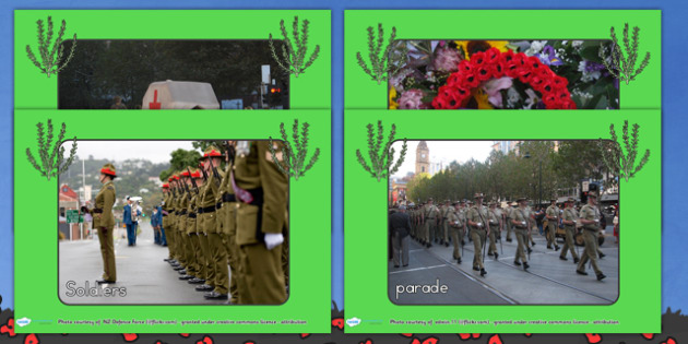 Anzac Day Display Photos - anzac day, anzac, anzac day photo, war