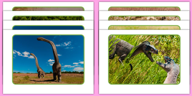 Dinosaur Display Photos - Dance, eyfs, movement, actions, physical development