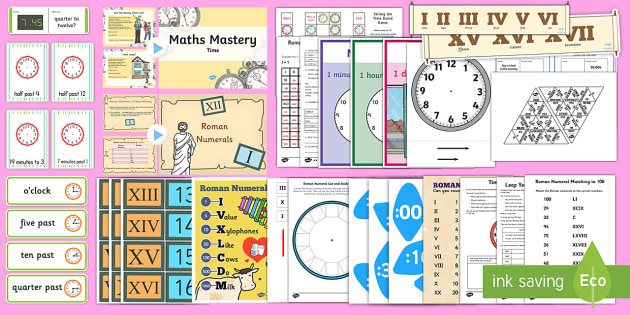 Telling the Time Activity Pack - time, telling the time, analogue, digital, o'clock, half past, quarter past, quarter to, 5 minute i