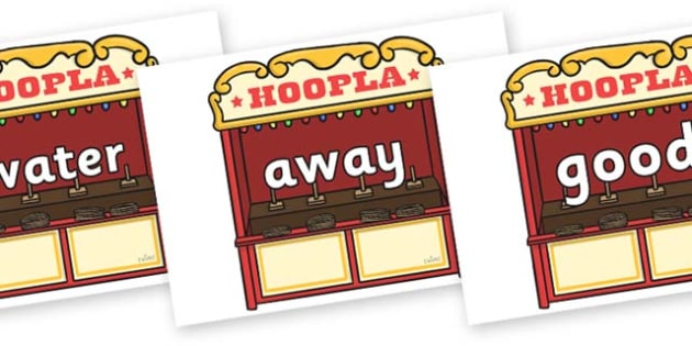 Next 200 Common Words on Hoopla Stands - Next 200 Common Words on  - DfES Letters and Sounds, Letters and Sounds, Letters and sounds words, Common words, 200 common words