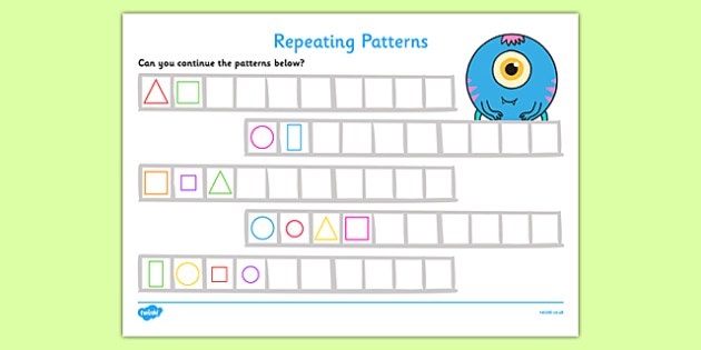 Missing Numbers Maths Worksheet | Free Early Years & Primary ...
