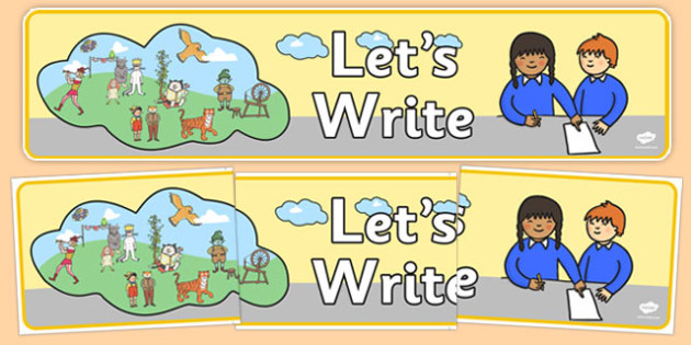 Story Writing Display Banner - Traditional tales, story, display, banner, poster, literacy, writing, independent writing, display, banner, poetry display, poem display