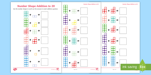 new  number shape addition to  worksheets  eyfs addition early  new  number shape addition to  worksheets  eyfs addition early years  addition
