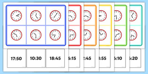 Castledowns Bingo Times