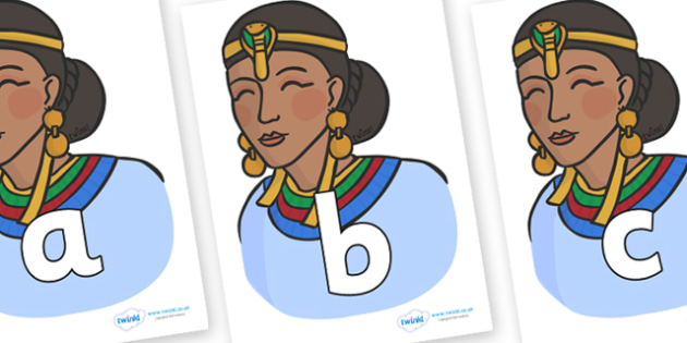 Phoneme Set on Egyptian Women - Phoneme set, phonemes, phoneme, Letters and Sounds, DfES, display, Phase 1, Phase 2, Phase 3, Phase 5, Foundation, Literacy