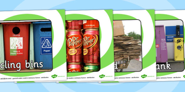 Recycling Display Photos - recycling, display photos, photos, photograph, photos for display, classroom display, class display, classroom photos