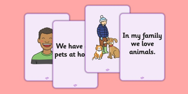 Social Situation Cards Loss of a Pet Primary - social story, cards, loss, pet, primary