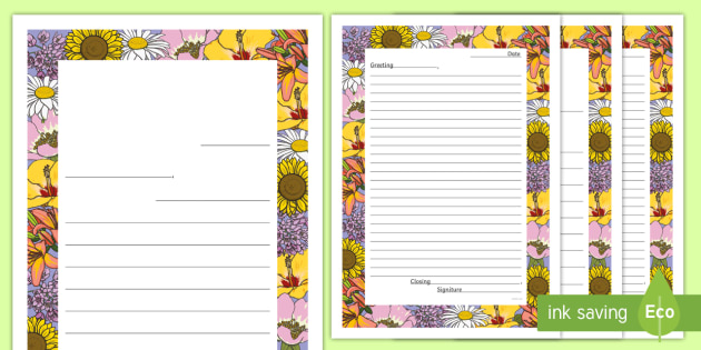 letter to future teacher writing template worksheet activity