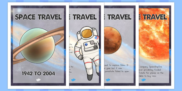 Space Travel Timeline Posters - australia, space, travel, timeline