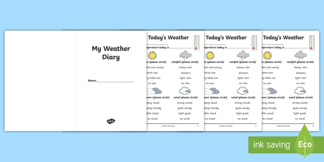 weather diary activity booklet ks1 geography australia geography ks1. Black Bedroom Furniture Sets. Home Design Ideas