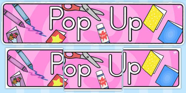 Pop Up Themed Banner - australia, pop up, themed, display, banner