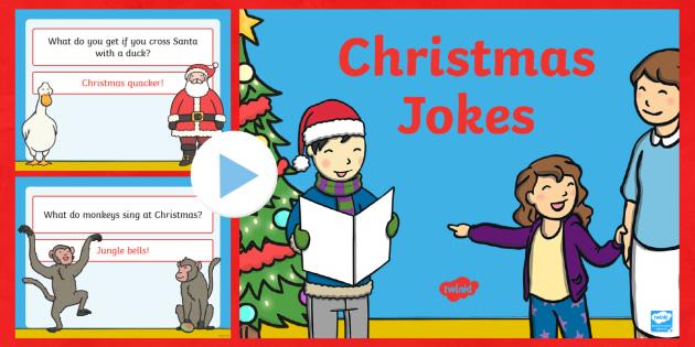 Christmas Jokes For Seniors.Christmas Jokes Powerpoint Christmas Nativity Jesus