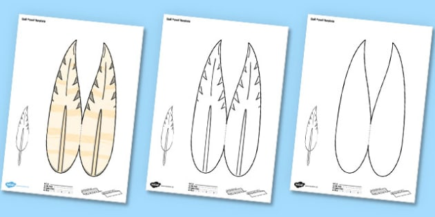Quill Pencil Template - quill, pencil, template, topper, craft