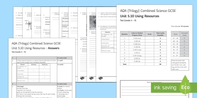 Aqa style chemistry combined unit 10 using resources ks4 aqa style chemistry combined unit 10 using resources ks4 assessment test urtaz Gallery