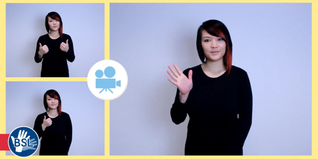 How to sign greetings in british sign language video clip sign m4hsunfo