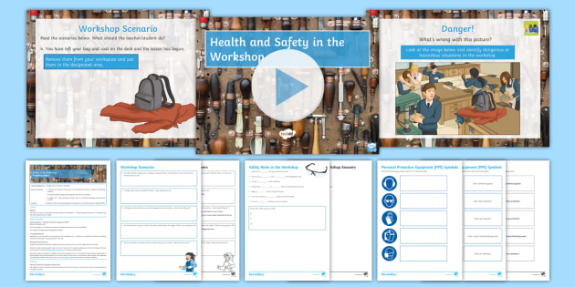 personal safety in workshop pdf