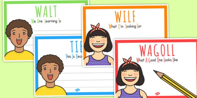 WAGOLL Newspaper Report Writing Sample  Twinkl