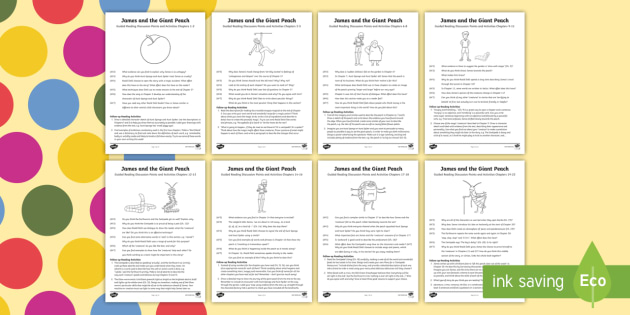 Free Guided Reading Activity Pack To Support Teaching