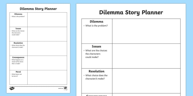 how to plan a story template - Selo.l-ink.co