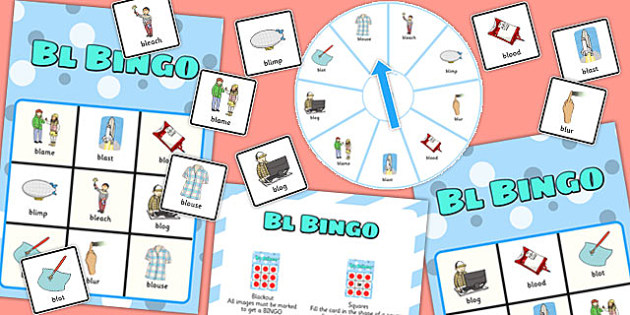 BL Spinner Bingo - bl sound, spinner bingo, spinner, bingo, sound