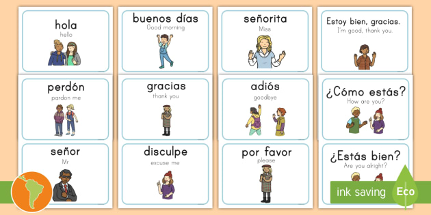 Greeting flashcards spanish latinus english french greeting flashcards spanish latinus english french greetings a5 flashcards greetings m4hsunfo