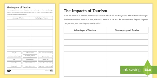 t3-g-117-impacts-of-tourism-activity-sheet_ver_1  Rd Grade Newsletter Template on