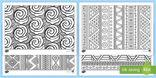Africa Coloring Book Pages African Animals Coloring Pages. Kids ... | 315x630