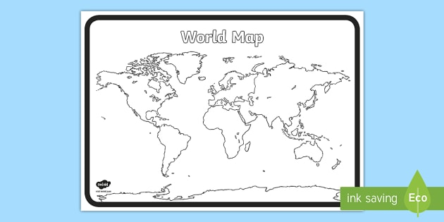 Blank world map australian curriculum hass the way the world blank world map australian curriculum hass the way the world is represented in gumiabroncs