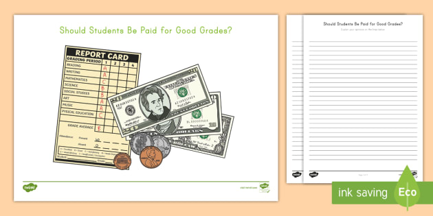 Should students get paid for grades opinion writing worksheet should students get paid for grades opinion writing worksheet activity sheet final draft ibookread ePUb