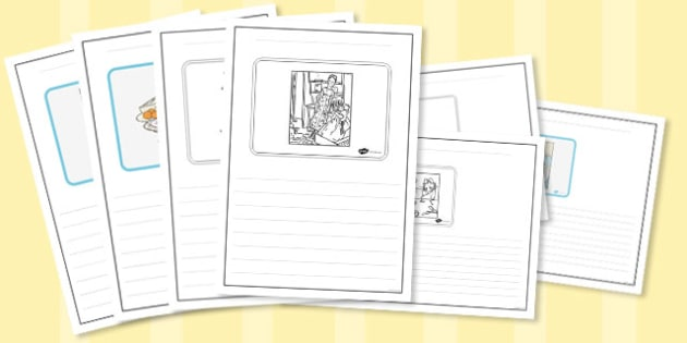 The Tale of Two Bad Mice Story Writing Frames - two bad mice