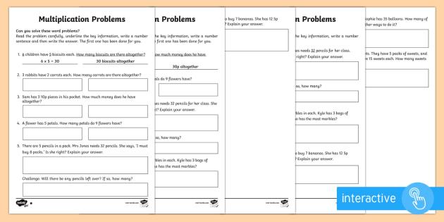 year 2 maths multiplication word problems homework worksheet year 2 maths. Black Bedroom Furniture Sets. Home Design Ideas