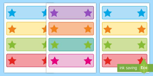 Fully Editable Classroom Monitor Badges (Templates) - Editable