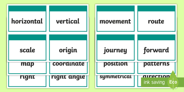CfE First Level Numeracy and Mathematics Angle, Symmetry and Transformation Keyword Flashcards-Scottish - Wall Display, keywords, MTH 1-17a, MTH 1-18a, MTH 1-19a, language of maths, vocabulary, word wall,Sc