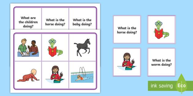 What Doing Lotto Bingo - questions, question game, bingo, lotto
