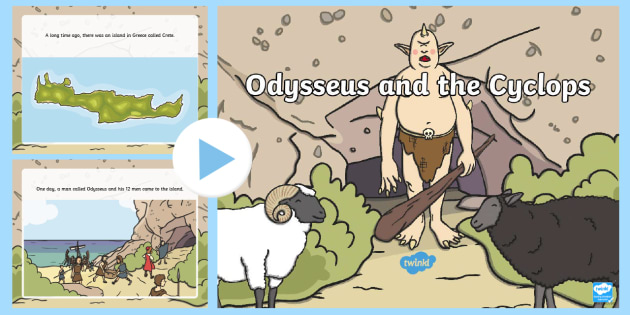 odysseus and the cyclops story pdf
