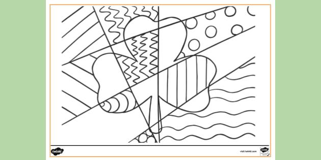 Free St Patrick S Day Coloring Pages Colouring Sheets