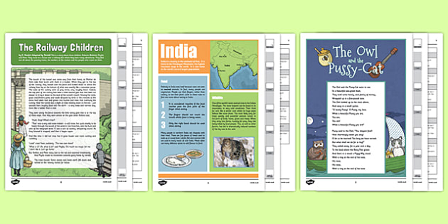 Year 3 Reading Assessment Term 3 - year 3, reading assessment, reading, assessment, term 3