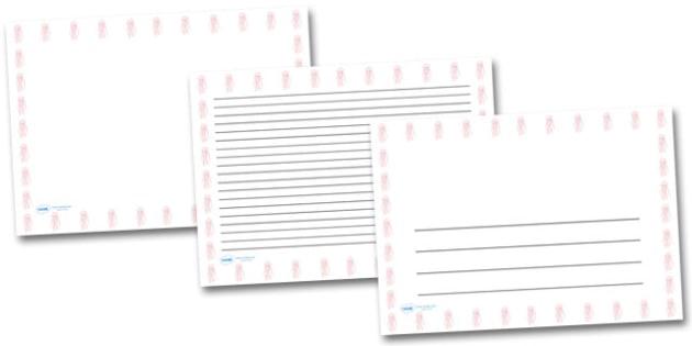 Jellyfish Landscape Page Borders- Landscape Page Borders - Page border, border, writing template, writing aid, writing frame, a4 border, template, templates, landscape