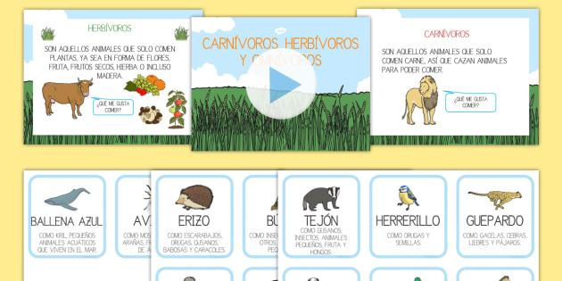 Presentación: Identificando herbívoros, carnívoros y omnívoros - Dinosaurios, pre-historia, dinos, tiranosaurio, estegosaurio, triceratops, proyectos, aprendizaje ba