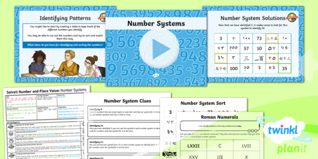 PlanIt Maths Y6 Number and Place Value SolveIt Lesson Pack