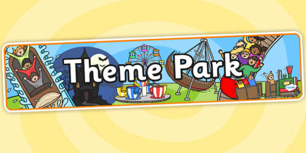 Theme Park Role Play Banner-theme park, role play, banner, role play banner, theme park banner, display banner, theme park role play, header