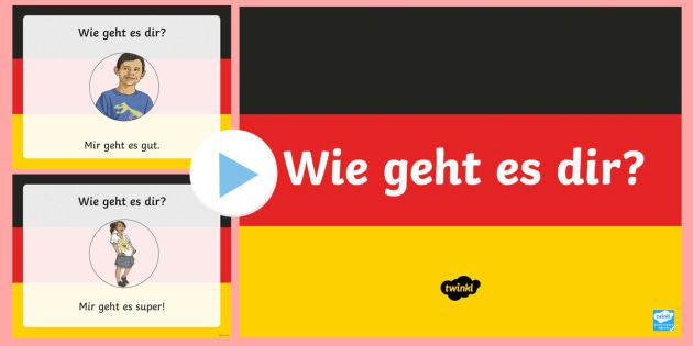 How are you basic german phrases powerpoint german how are basic german phrases powerpoint german how are you feelings m4hsunfo