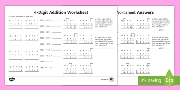 new  digit number addition worksheet  addition worksheets ks  new  digit number addition worksheet  addition worksheets ks addition  worksheets