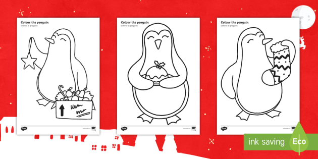 twinkl winter coloring pages - photo#11