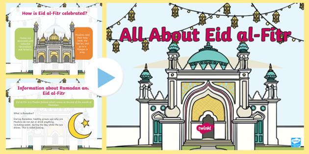 eyfs eid powerpoint religion islam muslim religious