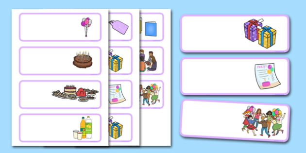 Editable Party Themed Drawer, Peg, Name Labels - Editable Label Templates, Party, birthday, Resource Labels, Name Labels, Editable Labels, Drawer Labels, Coat Peg Labels, Peg Label, KS1 Labels, Foundation Labels, Foundation Stage Labels, Teaching Lab