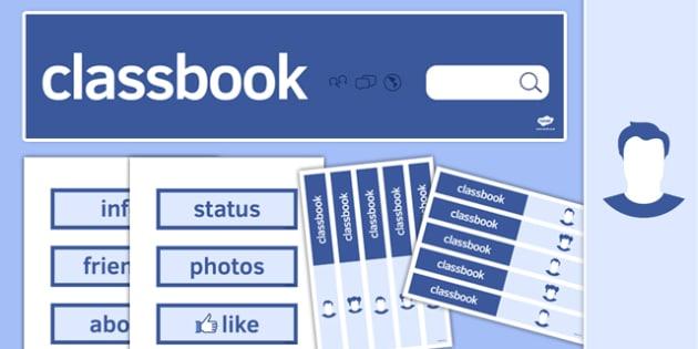 Social Media Display Pack - social media, display, wall, pack, display wall